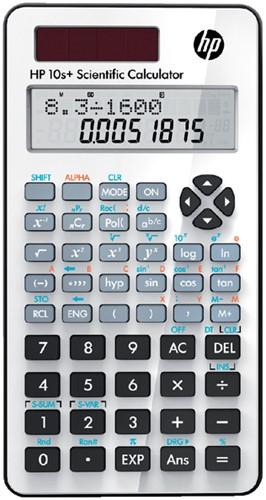 REKENMACHINE HP 10S+ -TECHNISCHE REKENMACHINES NW276AA#B1S Rekenmachine hp 10s