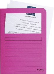 INSTEEKHOES EXACOMPTA L-MODEL + VENSTER -L-MAPPEN 50108E KARTON FRZ