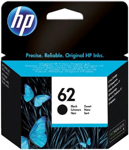 INKCARTRIDGE HP 62 C2P04AE ZWART -HP INKJET 2166687