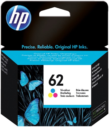 INKCARTRIDGE HP 62 C2P06AE KLEUR -HP INKJET 2166689