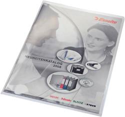 INSTEEKHOES LEITZ L-MODEL 4100 A4 PVC -L-MAPPEN 41000003 TRANSPARANT