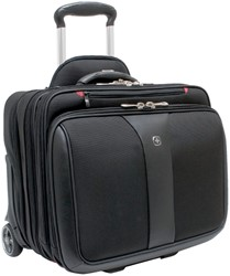 LAPTOPTAS TROLLEY WENGER PATRIOT 17 -TROLLEY 28974 ZWART