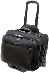 LAPTOPTAS TROLLEY WENGER POTOMAC 17 -TROLLY 28975 ZWART