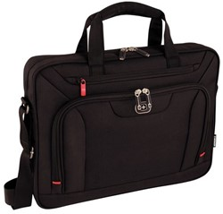 "LAPTOPTAS WENGER INDEX 16"" ZWART -LAPTOPTASSEN 56311"