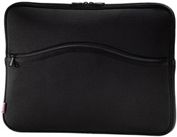 "SLEEVE HAMA NOTEBOOK 15.6"" ZWART -TABLET HOEZEN EN TASSEN 101997"
