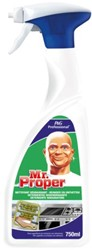 KEUKENONTVETTER MR PROPER SPRAY 750ML -REINIGINGSMIDDELEN 4084500188679
