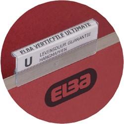 RUITERS ELBA 65MM TBV VERTICFILE INCL -RUITERS RUITERSTROKEN 100330215 STROOK TRANSP