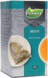 THEE PICKWICK TEA MASTER SELECTION MINT -WARME DRANKEN 4016613 1.5GR