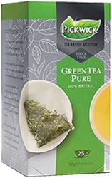 THEE PICKWICK TEA MASTER SEL GREEN TEA -WARME DRANKEN 4016614 PURE 2GR