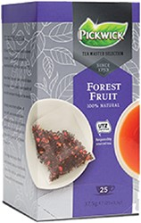 THEE PICKWICK TEA MASTER SEL FOREST -WARME DRANKEN 4016616 FRUIT 1.5GR