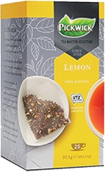 THEE PICKWICK TEA MASTER SELECTION -WARME DRANKEN 4016611 LEMON 1.5GR