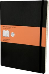 Moleskine Soft Xlarge Ruled Notebook SOFT COVER
