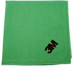 MICROVEZELDOEK 3M SCOTCH BRITE -SCHOONMAAKARTIKELEN 2012GREE ESSENTIAL 2012 GROEN
