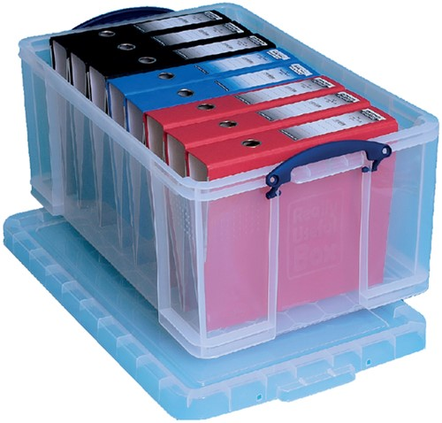 OPBERGBOX REALLY USEFUL 64LITER -OPBERGBOXEN 64C 710X440X310MM