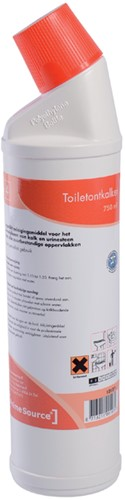 SANITAIRREINIGER PRIMESOURCE -REINIGINGSMIDDELEN 10107 TOILETONTKALKER 750ML-2