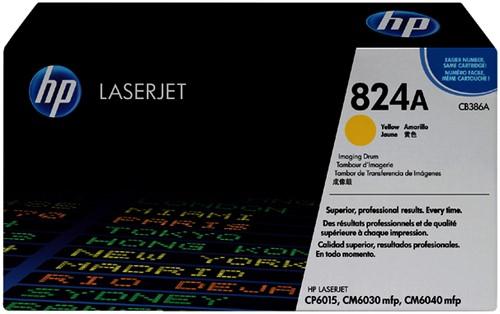 DRUM HP CB386A NO 824A 35K GEEL -HP DRUM FUSER ETC. 1400237