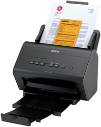 SCANNER BROTHER ADS-2400N -BROTHER HARDWARE ADS2400NUN1
