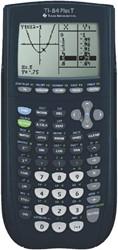 REKENMACHINE TEXAS TI-84 PLUS T TP -TECHNISCHE REKENMACHINES 84PLT/10P/2E1 W-REKENMACHINE