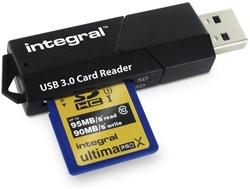 CARD READER INTEGRAL USB 3.0 -PC RANDAPPARATUUR INCRUSB3.0SDMSD GEHEUGENKAART SANDISK PRO DUO 2GB