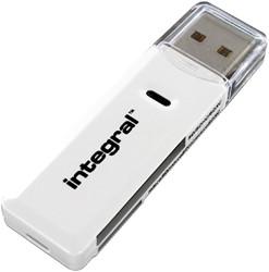 CARD READER INTEGRAL USB 2.0 -PC RANDAPPARATUUR INCRSDMSD