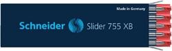 BALPENVULLING SCHNEIDER 755 SLIDER -BALPENVULLINGEN S-175502 JUMBO XB ROOD