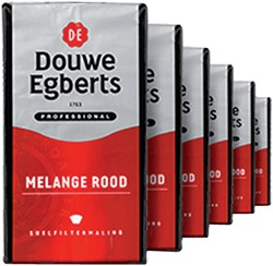 KOFFIE DOUWE EGBERTS SNELFILTER 500GR -WARME DRANKEN 432120 KOFFIEENTHEE