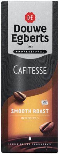 KOFFIE DOUWE EGBERTS CAFITESSE SMOOTH -WARME DRANKEN 4019327 ROAST 1.25L