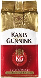 KOFFIE KANIS&GUNNINK STANDAARD MALIN -WARME DRANKEN 4045782 ROOD 1000GR