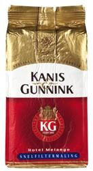 KOFFIE KANIS&GUNNINK SNELFILTER MALI -WARME DRANKEN 4045779 ROOD 1000GR