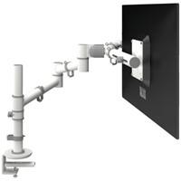 MONITORARM DATAFLEX BUREAU 130 WIT -FLATSCREENSTANDAARDEN EN ARMEN 48.130-1