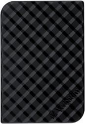 HARDDISK VERBATIM 1TB HDD USB 3.0 ZWART -HARDDISKS 53194