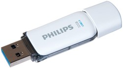 USB-STICK PHILIPS SNOW KEY TYPE 32GB -USB STICKS PHMMD32GBS200U3 3.0 GRIJS