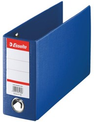 ORDNER ESSELTE GIRO-BANK 80MM PP BLAUW -ORDNERS 47092 MERK:ESSELTE