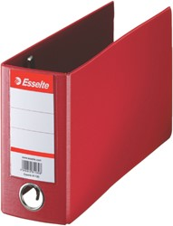 ORDNER ESSELTE GIRO-BANK 80MM PP ROOD -ORDNERS 47091