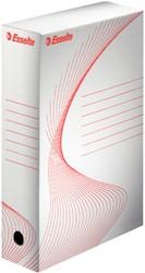 ARCHIEFDOOS ESSELTE BOXY 80MM WIT -ARCHIEFDOZEN 128001 ARCHIEFDOZEN
