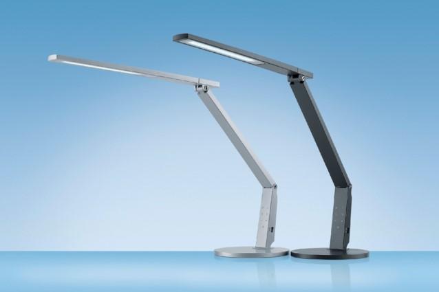 Bureaulamp hansa led vario plus bureaulampen h antraciet