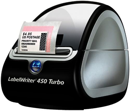 LABELWRITER DYMO LW450 TURBO -LABELPRINTERS S0838820