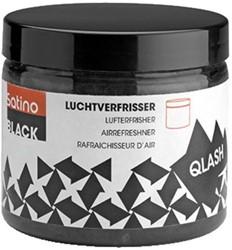 LUCHTVERFRISSER SATINO BLACK QLASH -LUCHTVERFRISSERS 180329