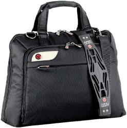 LAPTOPTAS I-STAY LADIES 15.6 IS0106 -LAPTOPTASSEN 58106 ZWARTÿ
