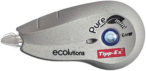 CORRECTIETAPE TIPP-EX ECOLUTIONS PURE -CORRECTIEMIDDELEN 918466 MINI 6MM