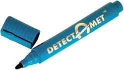 VILTSTIFT DETECTIE DETECTAMENT -SPECIALISTISCHE MARKERS DE061010 WHITEBOARD ROND BL