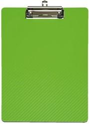 KLEMBORD MAUL FLEXX A4 LICHTGROEN -KLEMBORDEN 2361054
