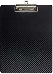 KLEMBORD MAUL FLEXX A4 ZWART -KLEMBORDEN 2361090 KLEMMAPPEN/-BOR