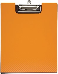 KLEMBORDMAP MAUL FLEXX A4 ORANJE -KLEMBORDEN 2361143