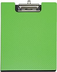 KLEMBORDMAP MAUL FLEXX A4 LICHTGROEN -KLEMBORDEN 2361154