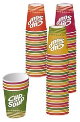 CUP A SOUP BEKER KARTON -DISPOSABLES 11780701 BEKER CUP A SOUP KARTON