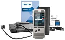 DICTEERAPPARAAT PHILIPS DPM 7700/02 -DICTEERAPPARATUUR DPM7700/02 STARTERKIT