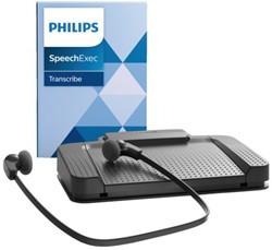 TRANSCRIPTIEKIT PHILIPS LFH 7177/05 -DICTEERAPPARATUUR LFH7177/05 TRANSCRIPTIEKIT PHILIPS LFH 7177/00