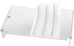 DOCUMENTENHOUDER QUANTORE A3 -HUISMERK COMPUTERTOEBEHOREN 7049410Q VERSTELBAAR ACRYL