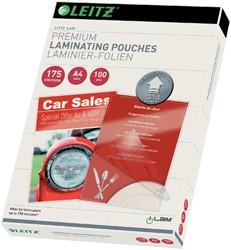 LAMINEERHOES LEITZ ILAM A4 2X175MICRON -LAMINEERHOEZEN 74830000 LAMINEERHOES FELLOWES PROTECT A3 175MICR